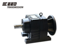 High Quality Helical Gear Speed Reducer pictures & photos