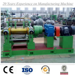 Two Roll Rubber Mixing Mill Machine pictures & photos