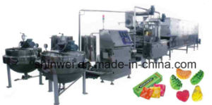 Automatic Jelly/Gummy Candy Production Line (GD150Q) pictures & photos