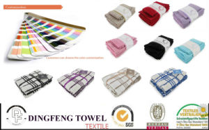 2016 Professional Kitchen Waffle Towels pictures & photos