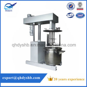 Dh Series Multi-Function Homogenizer Vacuum Emulsion Mixer pictures & photos