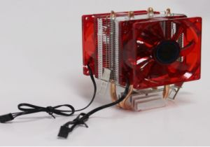 80mm LED Cooling Fans for PC CPU pictures & photos