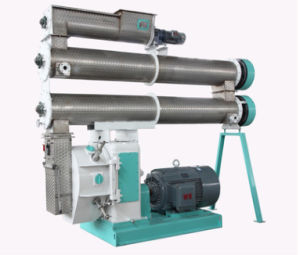 High Quality Feed Pellet Mill for Large Capacity 380V, 50Hz