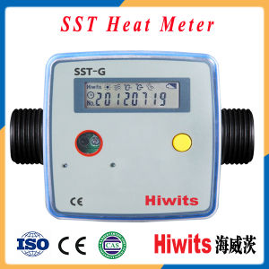 Ultrasonic PT1000 Class a Household Mbus RS485 Heat Meter pictures & photos
