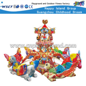 Amusement Park Machine, 12 Seats Merry-Go-Round, Flying Chair (HD-11005) pictures & photos