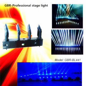 4 Heads LED Moving Head Beam Light