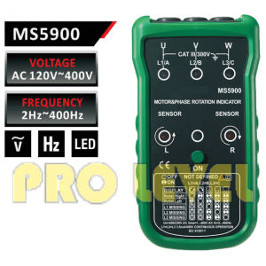 Professional Three Phase Rotation Indicator (MS5900) pictures & photos