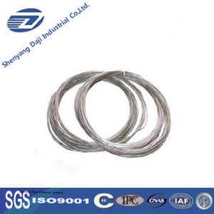 China Manufacturer Export High Quality Titanium Alloy Wire pictures & photos