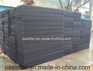 PVC evaporative cooling pad/ cooling pad/ PVC cooling pad/ Evaporative Media pictures & photos