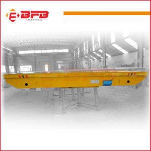 Aluminum Coil Transfer Wagon Applied in Heavy Industry on Rails pictures & photos
