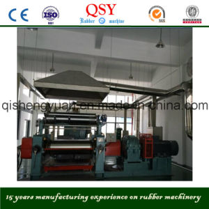 Rubber Mixing Machine of Sheet for Open Mxing Mill Xk-550 pictures & photos