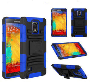 Stand Protective Cover with Belt Clip for Samsung Galaxy pictures & photos