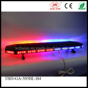 LED Lightbar for Recovery Trucks in Black Paintedaluminum Dome pictures & photos