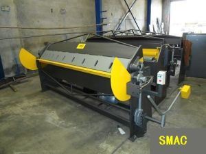 Semi Hydraulic Panbrake Folding Machine (Shpb1602) pictures & photos