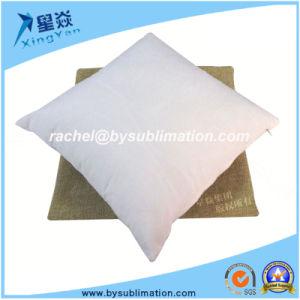 Sublimation Plush Pillowcase Cushion Cover pictures & photos