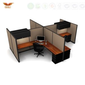 Hot Sale Office Furniture Workstation Modular Computer Desk (HY-2816) pictures & photos