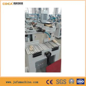 PVC Aluminum Profile Milling Machine with Single Copy-Routing Head pictures & photos