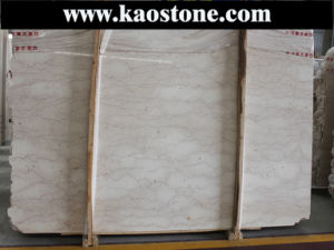 Shell Beige Marble Slabs for Wall and Floor pictures & photos