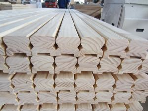 12/15/18Chile Radiata Pine /Finger Joint Board Handrail pictures & photos