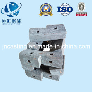 Ball Mill Liner/ Semi-Autogenous Angle Plate