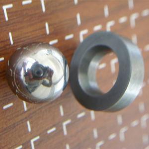 API Standard Tungsten Carbide Valve Ball and Valve Seat pictures & photos