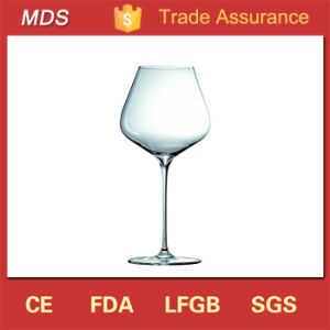 Glassware Wholesale Cheap Stem Inflatable Wine Glass Gift pictures & photos