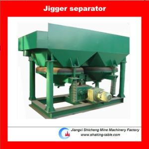 Ore Jig Concentrator for Tin Minerals Seaprating pictures & photos