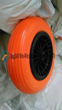 PU Wheel for Garden Wheelbarrow Wheels (3.50-8) pictures & photos