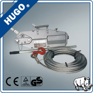 Hand Crank Winches/Tirfor Hand Winches/Hand Operated Winches pictures & photos
