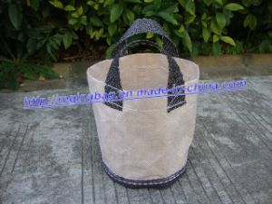 Jute Bag/ Leaves Bag pictures & photos