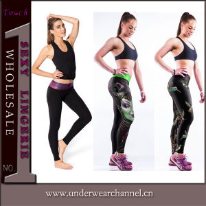 Australia Women′s Excercise Activewear Sports Wear Gym Legging Tights (TYDC018) pictures & photos