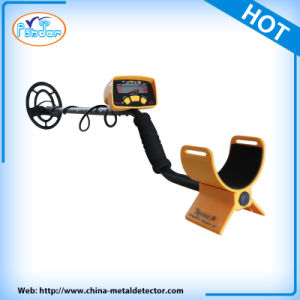 LCD Screen Finding Treasure Hunter Metal Detector pictures & photos