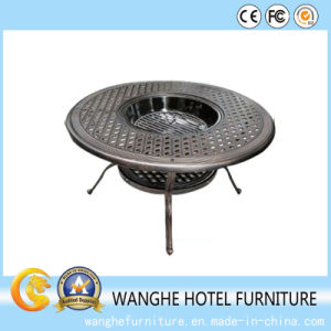 Modern Round Outdoor Metal Coffee Table Tea Table for Home pictures & photos