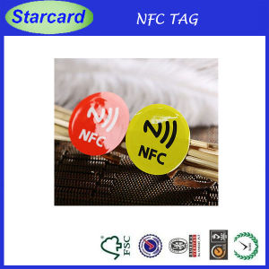 Nfc Tags Stickers Ntag216 13.56MHz RFID Tag pictures & photos