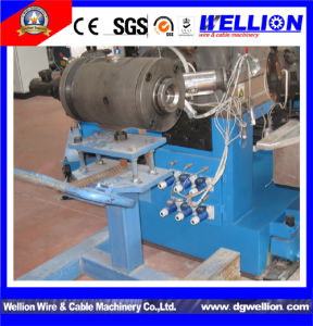 Good Quality Electric Cable Sheathing Production Line pictures & photos