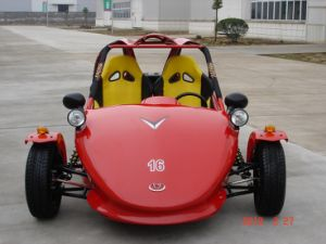 Red Chain Drive Tricycle Motorcycle ATV (KD 250MD2) pictures & photos