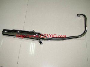 Yog Motorcycle Spare Parts Exhaust Muffler Escape Ybr-125 pictures & photos