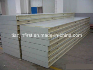 Large Pharmaceutical Logistics Cold Store Room PU Panel pictures & photos