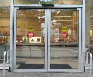 Automatic Swing Door Manufacture (DS-S180) pictures & photos