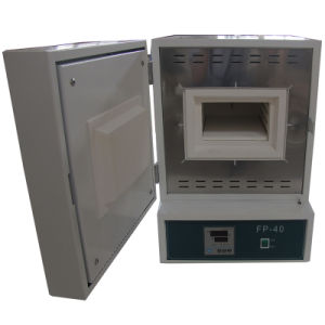 1000c/1200c Industrial Lab Ceramic Fiber Muffle Furnace pictures & photos