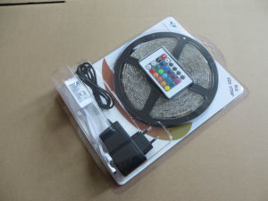 Promotion! 5m 5050 12V White High Lumen LED Flexible Strip pictures & photos