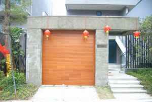 Aluminum Roller Shutter (HA65) pictures & photos