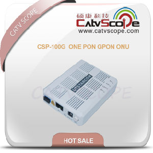 Csp-100g One Pon Gpon ONU pictures & photos