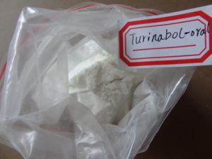 Anabolic Steroid Powder Oral Turinabol for Sale CAS: 2446-23-3 pictures & photos