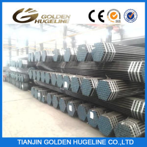 "Hot Sale Carbon Steel Seamless Pipe (1/2-48"") pictures & photos"