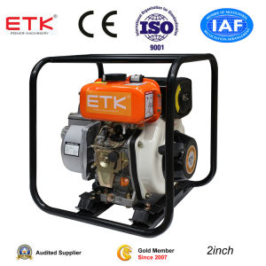 """2"""" Water Pump with 5HP Diesel Engine (big tank) pictures & photos"""