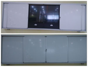 Lb-0322 LCD School Green Blackboard with Aluminum Frame pictures & photos