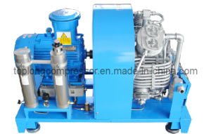 High Pressure Air Compressor CNG Compressor CNG Booster CNG Filling Pump (Bx30CNG) pictures & photos