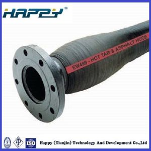 Hot Tar & Asphalt Industrial Rubber Hose pictures & photos