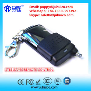 Universal 430.8MHz/431MHz/433.92MHz/431.5MHz All in One Remote Steelmate Remote Control for Car Alarm pictures & photos